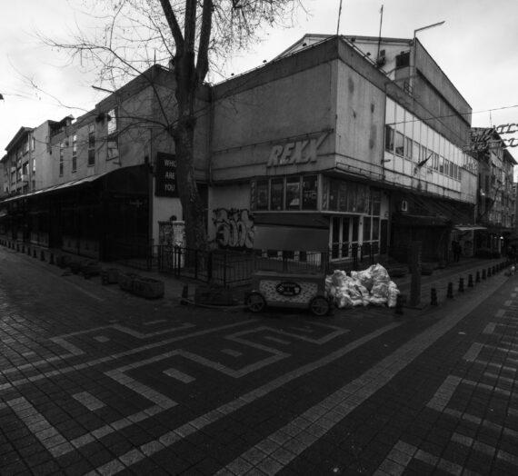 Bir İstanbul Distopyası